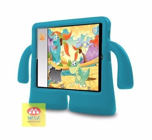 Capa Case  Ipad Mini 2 3 4 Capinha Infantil Ultra Proteção
