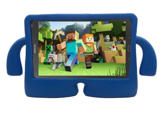 Capa Emborrachada Protetora Para Samsung Galaxy Tab E T560
