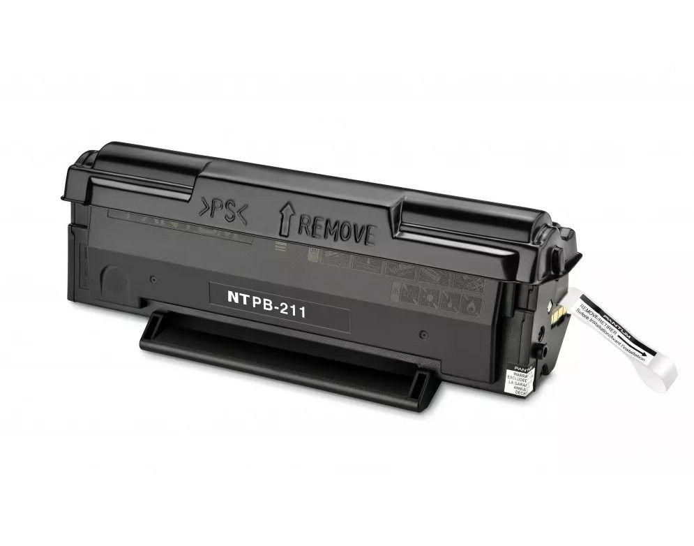 Cartucho de Toner Pantum PB-211 EV  Para impressora a Laser até 1600 Paginas