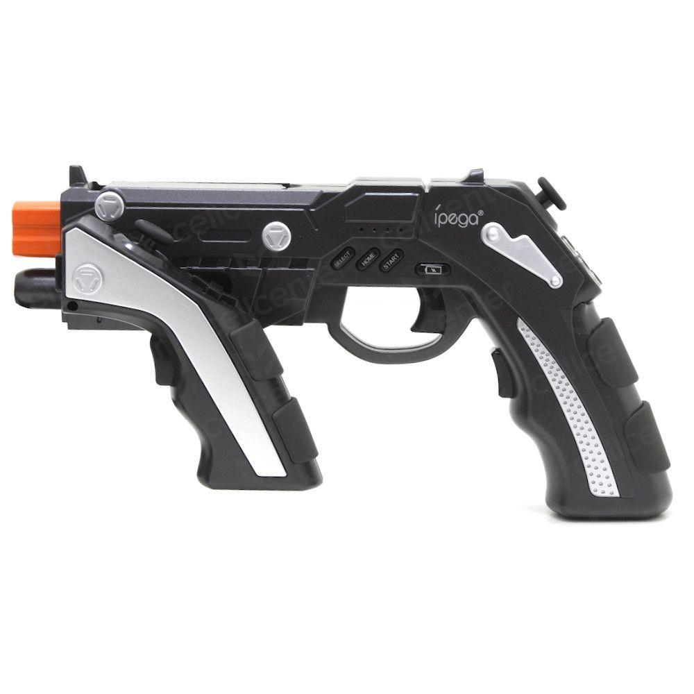 Controle Gamepad Bluetooth Phantom ShoX Gun Ipega - PG-9057