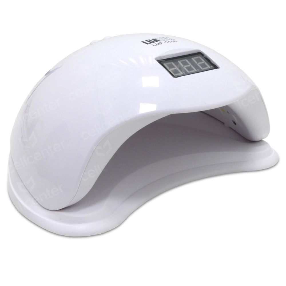 Estufa de Unha Digital 48w com Sensor Para Unhas De Gel Luatek LMF-1106