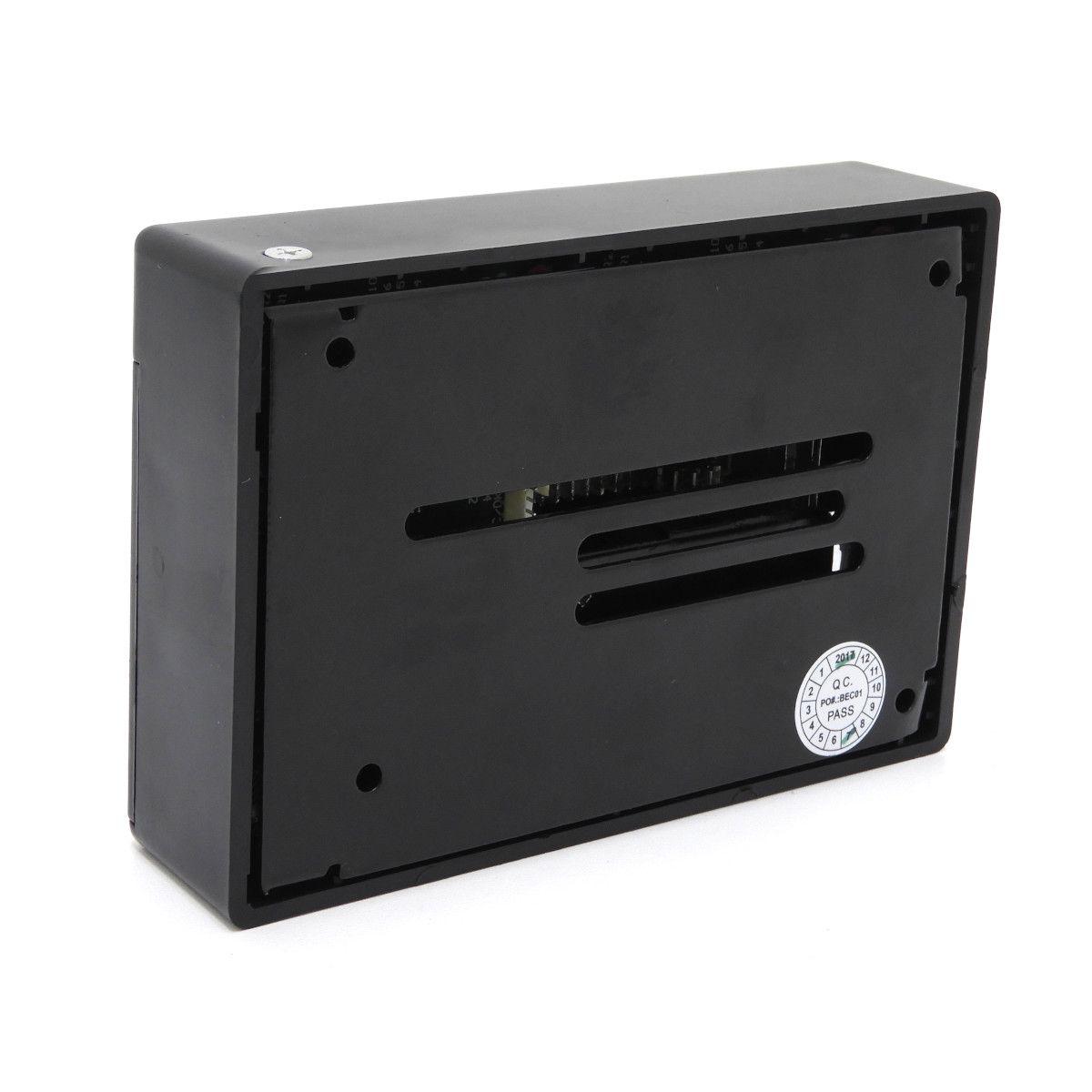 Fechadura Elétrica Com Senha E Tag Para Controle de Acesso Multilaser - Se601