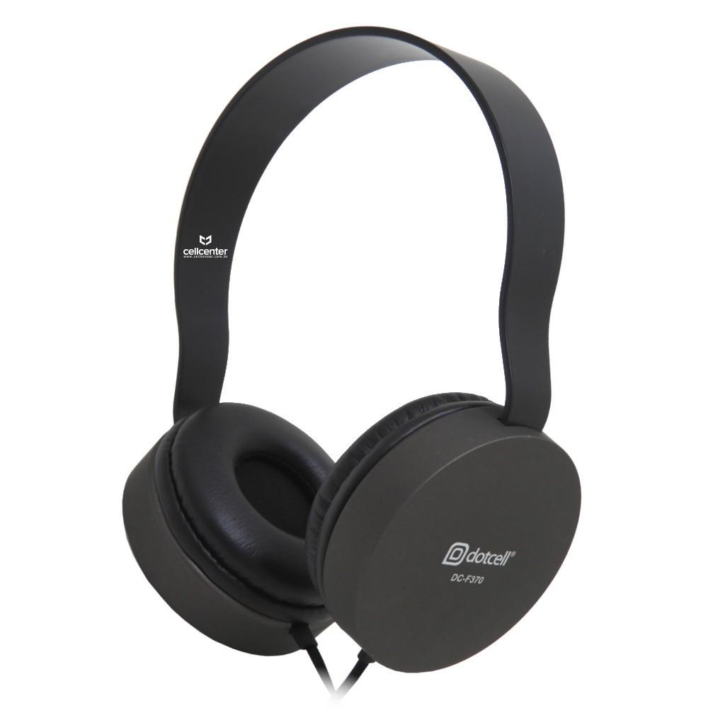 Fone De Ouvido Com Fio Microfone P2 Extreme bass Dotcell Dc-f370