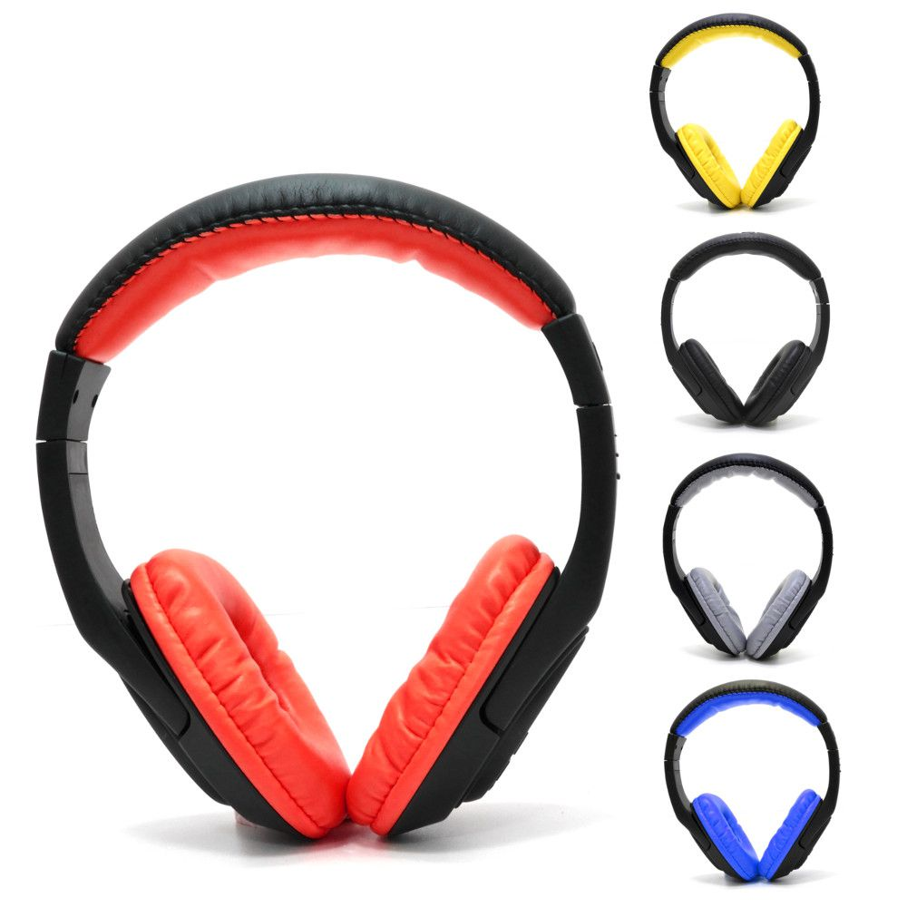 Fone de Ouvido Headphone Bluetooth 4.0 Microfone FM TF Smartphone PC Ette MX333