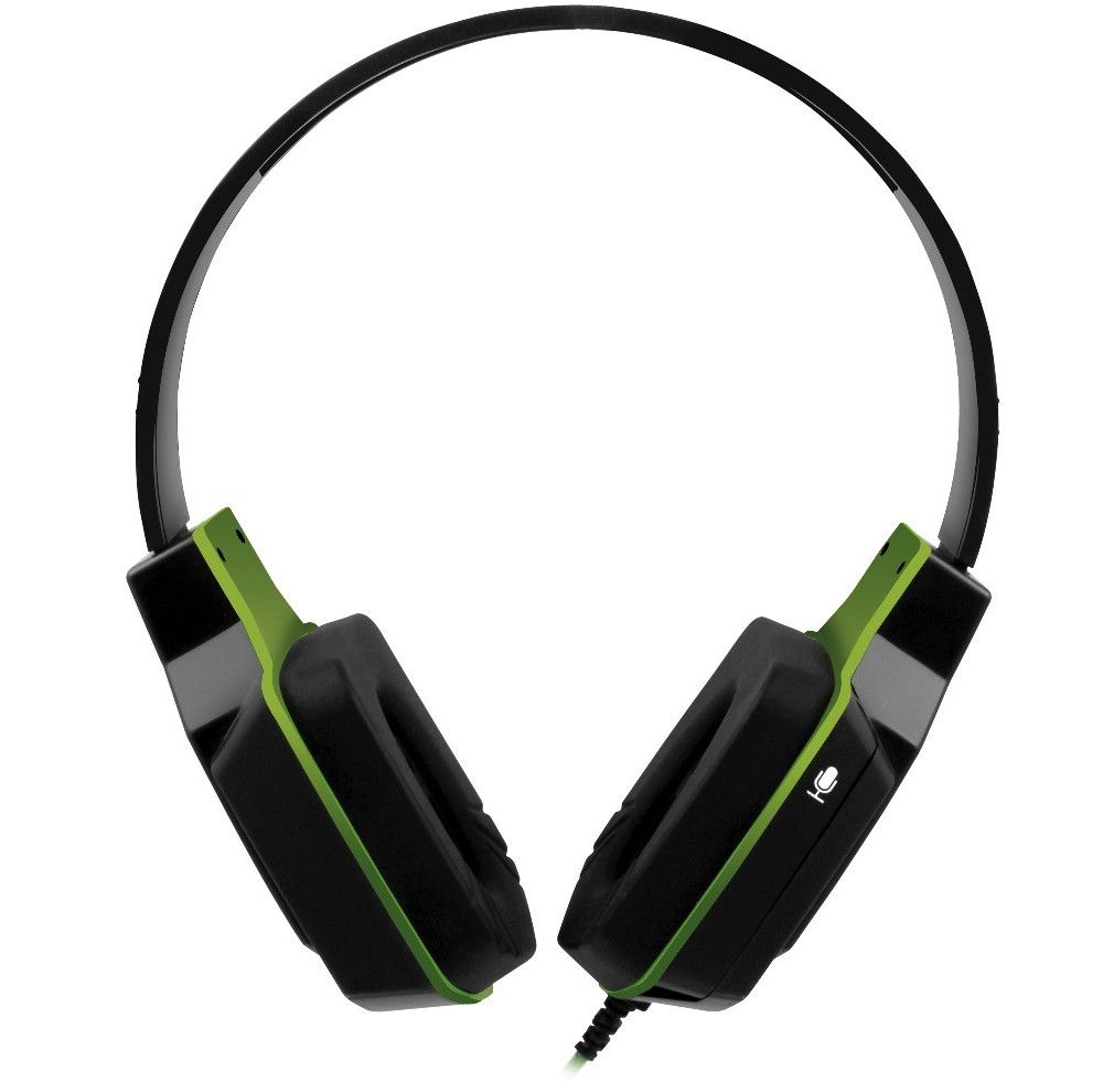 Fone De Ouvido Headset Gamer Verde Multilaser - PH146