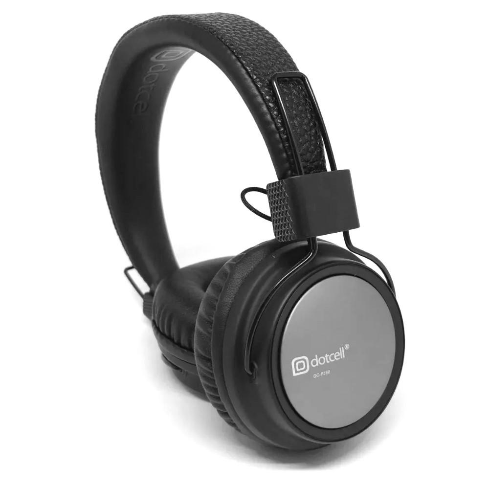 Fone de Ouvido sem Fio Bluetooth 4.0 FM/TF Dotcell DC-F350