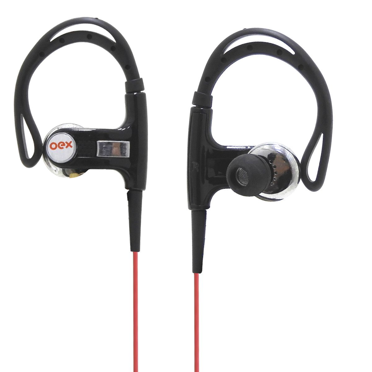 Fone De Ouvido Sport Com Microfone OEX FN-401