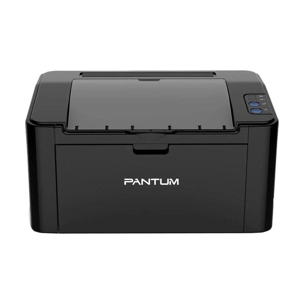 Impressora Laser Monocromática Toner Portátil Wireless Elgin Pantum P2500W 110V