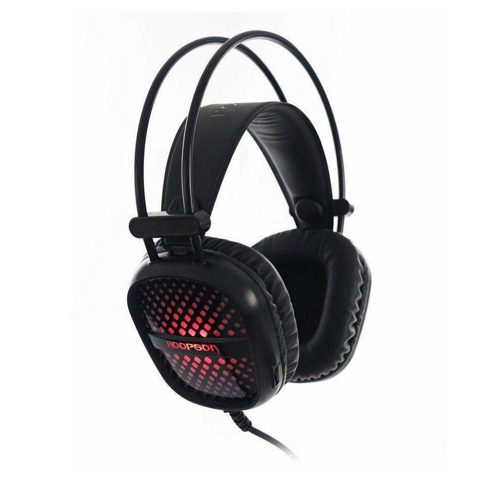 Kit 4 Em 1 Teclado Mouse Gamer Headset Pad Hoopson TPC-050