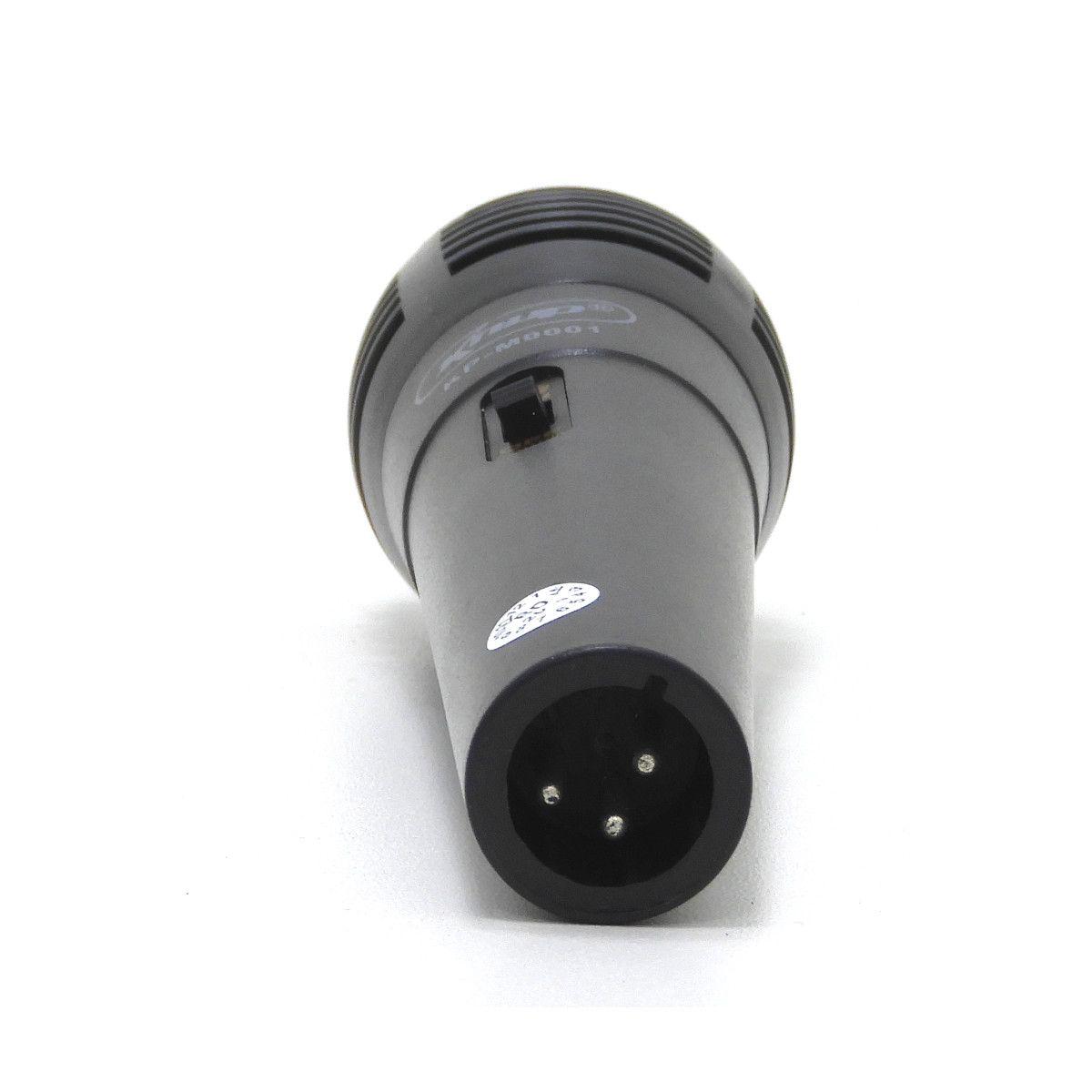 Microfone Com fio 1m P10 Knup Kp-m0001