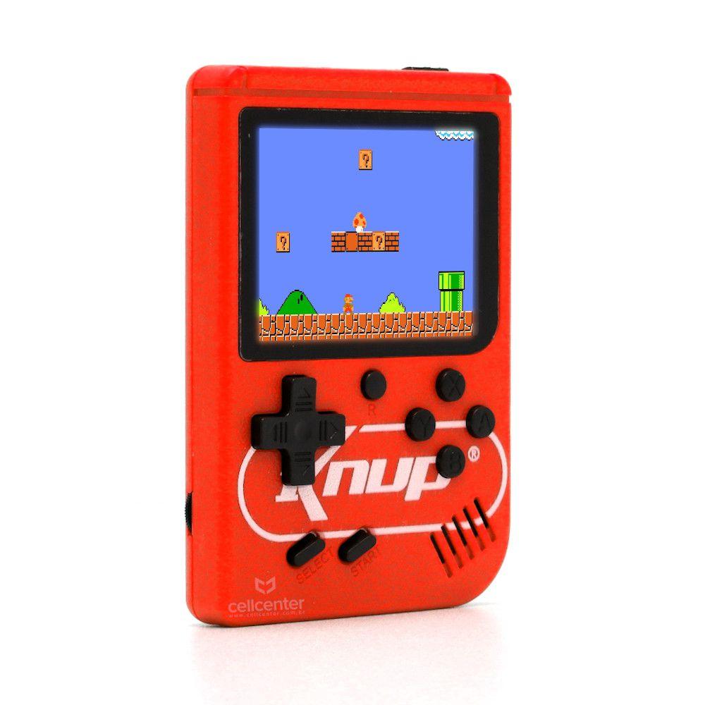 Mini Game Portátil 400 Jogos Retro Game Box