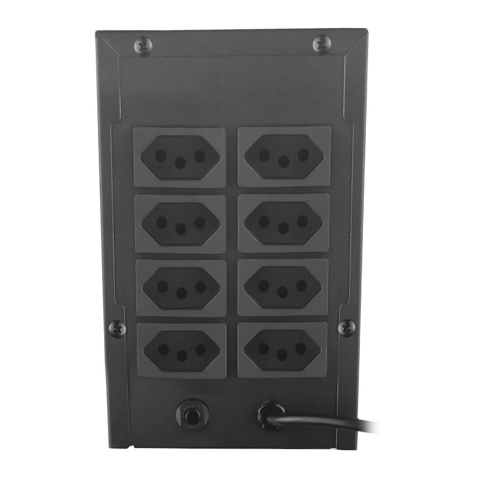 Nobreak Powertek 1140 Va 110V/110V - EN035 - Multilaser