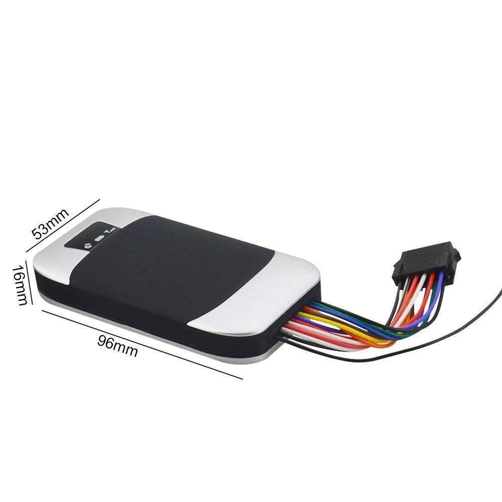 Rastreador Gps Gsm E Bloqueador Para Carros E Motos Mgp-669