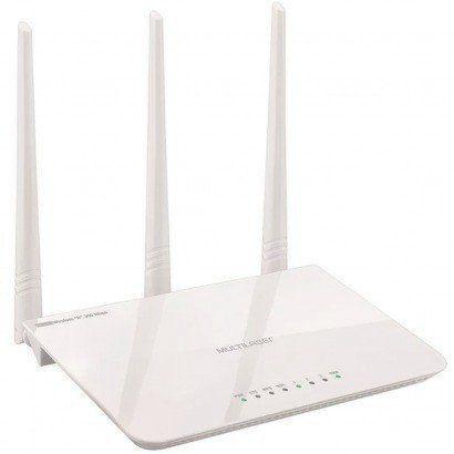 Roteador Wireless N 300mbps Ipv6 Com 3 Antenas Re163v