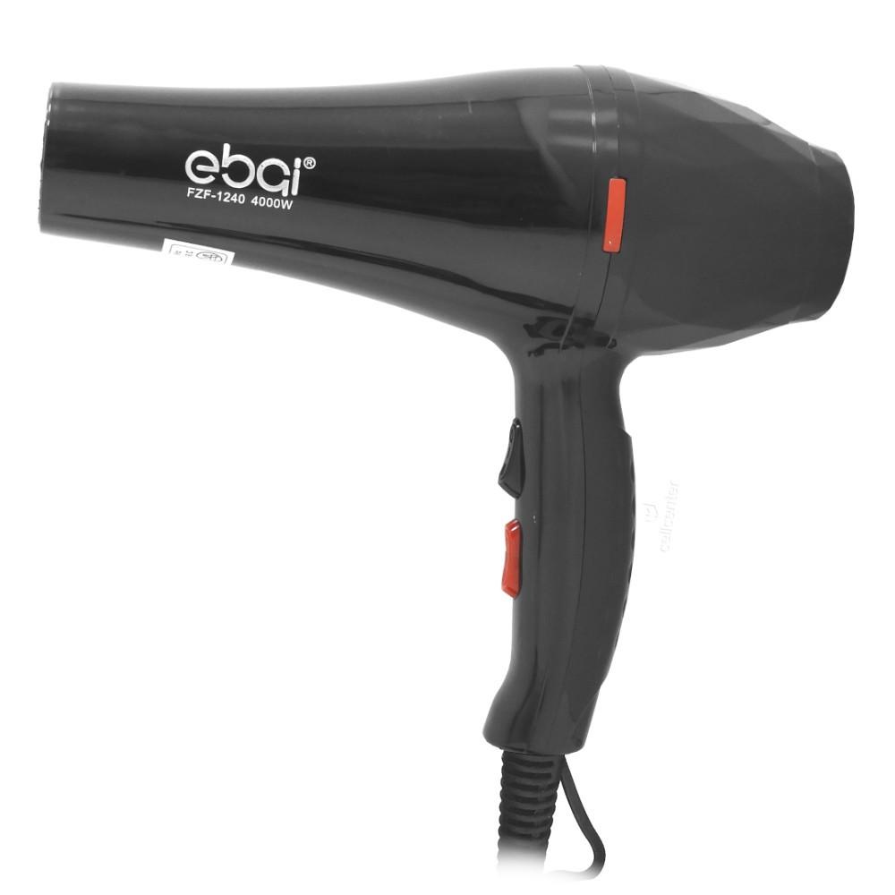 Secador de Cabelo Salon 4000w Profissional 110v Ebai FZF-1240