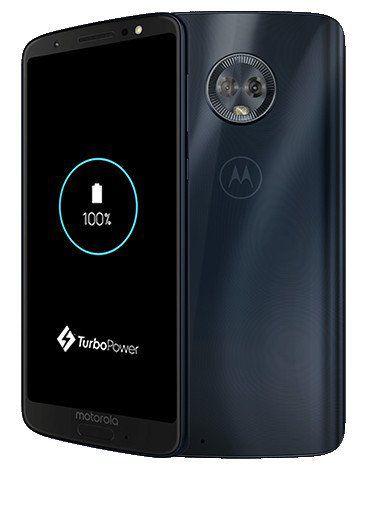"Smartphone Motorola Moto G6 32GB Dual Chip Android Oreo - 8.0 Tela 5.7"" Octa-Core 1.8 GHz 4G Câmera 12 + 5MP Dual Traseira - Índigo"