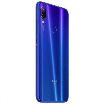Smartphone Xiaomi Redmi Note 7 128GB 4GB RAM 48MP Versão Global Desbloqueado Azul