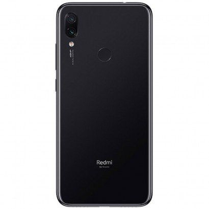 Smartphone Xiaomi Redmi Note 7 128GB 4GB RAM 48MP Versão Global Desbloqueado Preto