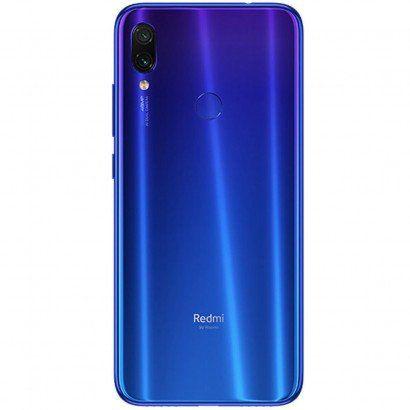 Smartphone Xiaomi Redmi Note 7 64GB 4GB RAM 48MP Versão Global Desbloqueado Azul
