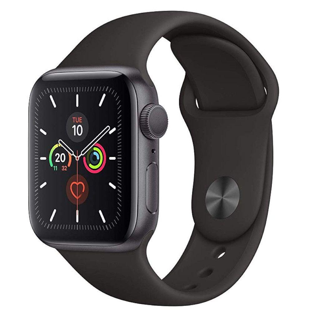 Smartwatch Iwo 11 44mm compatível IOS e Android Lançamento preto