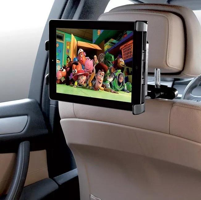 """Soporte Tablet Universal de 7"""" à 11"""" Polegadas Reforçado Premium H'Maston CJ-81"""
