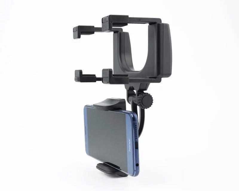 Suporte Veicular Smartphone E Gps Até 6 Retrovisores Central