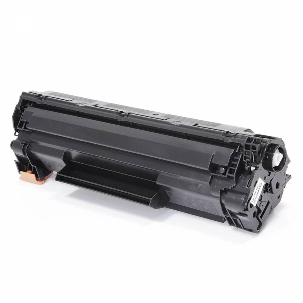 Toner Para Impressora HP Até 1.500 Paginas Preto Maxprint CF283A