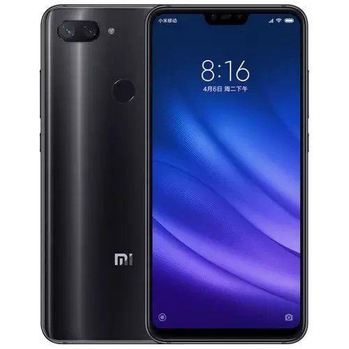 Smartphone  Xiaomi Mi 8 Lite Dual Chip Android 8.1 Tela 6.26 64GB Camera dupla 12+5MP - Preto