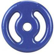 Anilha Emborrachada  1kg - Azul