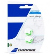 Antivibrador Babolat Cosmic Damp - Branco/Verde