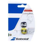 Antivibrador Babolat Custom Damp - Preto/Amarelo