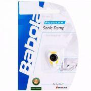 Antivibrador Babolat Sonic Damp - Branco Amarelo