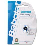 Antivibrador Babolat Sonic Damp - Branco/Azul