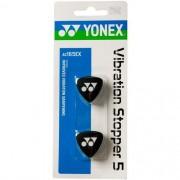 Antivibrador Yonex Vibration Stopper 5x2 - Preto