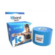 Fita Kband Bandagem Elástica Adesiva Rolo 5cm x 5m  - Azul