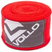 Bandagem Elástica Vollo - Vermelho