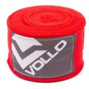 Bandagem Vollo Elástica 3m - Vermelho