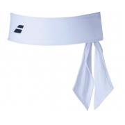Bandana Babolat Tie Headband - Branca