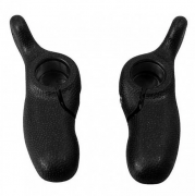 Bar End Ergonomico Emborrachado  X-Plore