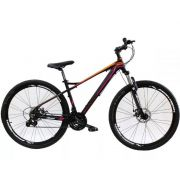 Bicicleta Aro 29 Elleven Belle Feminina 21v Freio A Disco - Tam 15 Peça de Mostruário