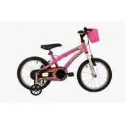 Bicicleta Athor Baby Girl Infantil Aro 16 - Rosa