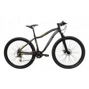 Bicicleta Athor Orion Aro 29 Shimano Tourney 21V Tam.15 - Amarela