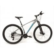 Bicicleta Audax Havok SX 17 Aro 29 - Cinza/Azul
