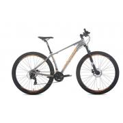 Bicicleta Audax Havok SX 17 Aro 29 - Cinza/Laranja