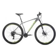 Bicicleta Audax Havok TX 17 Aro 29 - Cinza/Verde