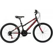 Bicicleta Caloi Max Aro 24 - Preto/Vermelho