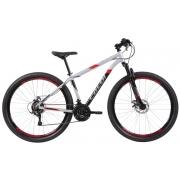 Bicicleta Caloi Supra Aro 29 Cinza - 2021