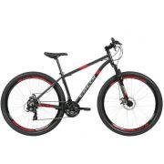 Bicicleta Caloi Supra Aro 29 Tam. 17 Cinza