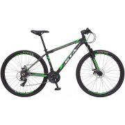 Bicicleta Gta Comp Aro 29 129 Verde - Original
