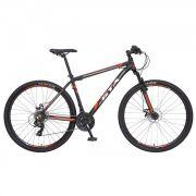 Bicicleta  GTA Comp 129 Aro 29 - Vermelho